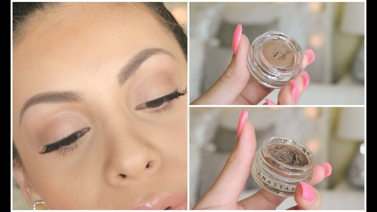 Cheap Dupe For Anastasia Beverly Hills Dip Brow Pomade