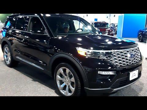2020 Ford Explorer Platinum- Walkaround Exterior/Interior