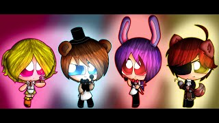 Five Night At Freddy's In PPG ~ PPG SpeedPaint ~