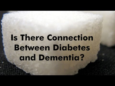 Greater Risk of Dementia in Juvenile Diabetes