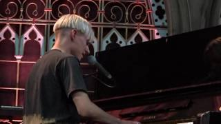 Lionsong (Björk Cover) - Douglas Dare - Union Chapel, London - 2nd July 2016