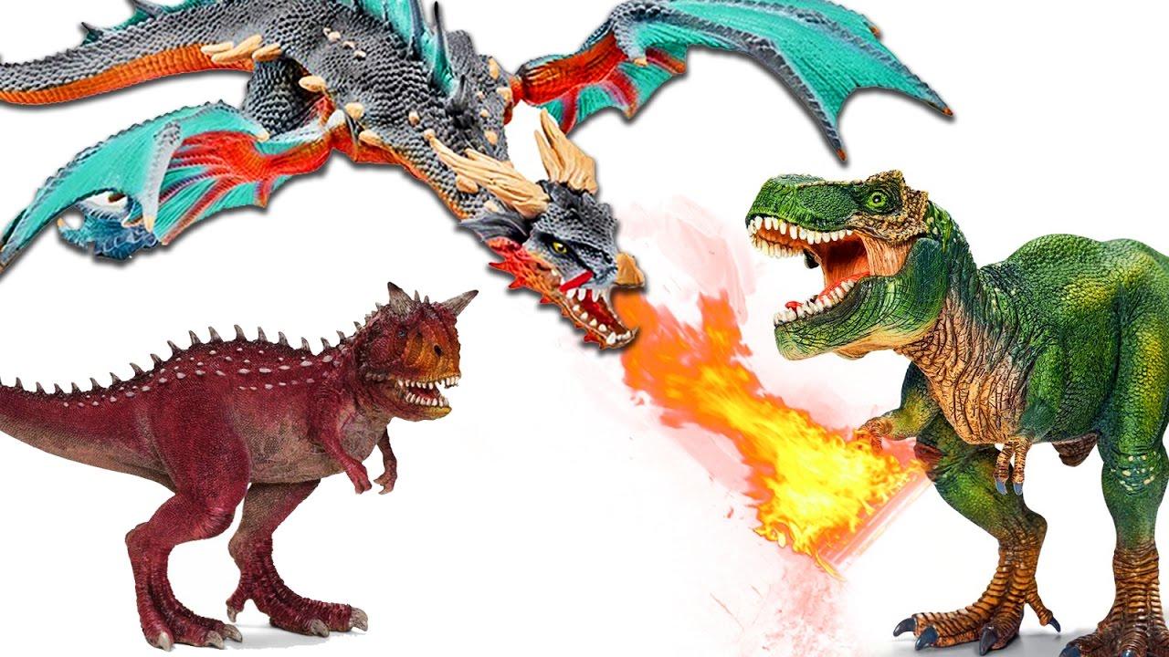 Смотреть картинки с динозаврами и драконами
