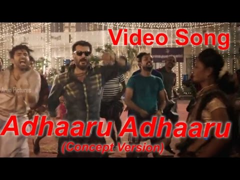 Yennai Arindhall-Adhaaru Adhaaru Video Song(Concept Version)- Arun Pictures-Full HD