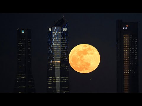 Super blue blood moon seen across the globe
