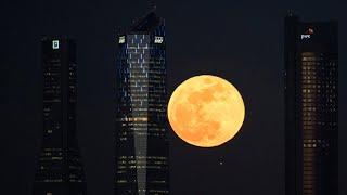 Super blue blood moon seen across the globe
