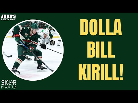 Kirill Kaprizov and Minnesota Wild are LEGIT
