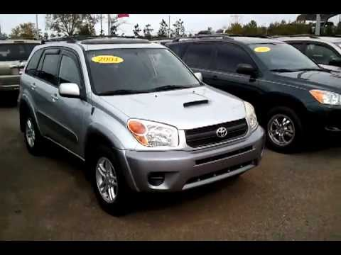 2004 rav4 s review at lagrange toyota by kevin franklin youtube. Black Bedroom Furniture Sets. Home Design Ideas
