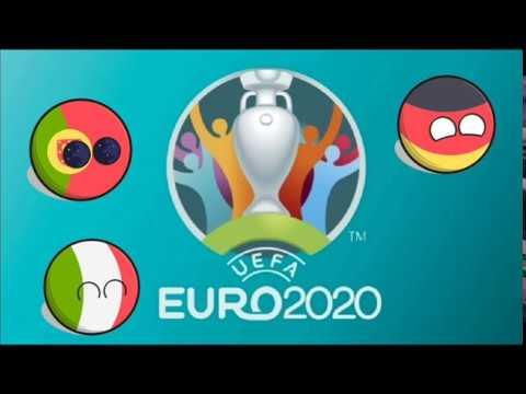 Mi Prediccion Sobre La EUROCOPA 2020/FASE DE GRUPOS [PARTE 1]