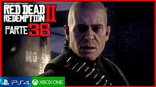 RED DEAD REDEMPTION 2 Parte 38 Gameplay Español (4K) | Mision: Mi Ultimo Hijo
