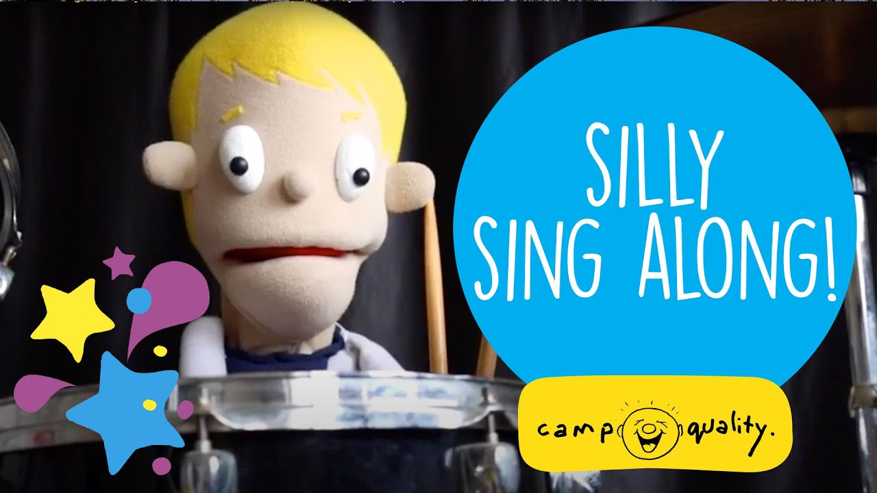 How To Sing The Days Of The Week - With Dean The Camp Quality Puppet