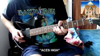 """Iron Maiden - """"Aces High"""" cover"""