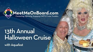 13th Annual Aquafest Halloween Cruise
