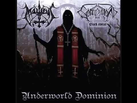 Malleus / Sonneillon BM - Underworld Dominion