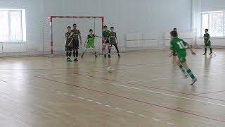 Лучшие моменты матчей. Futsal. Мини-футбол # 4.