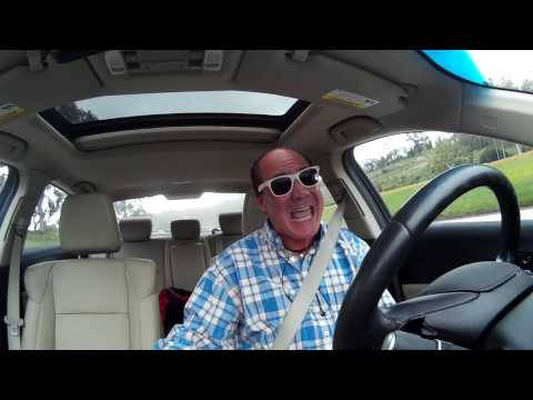 San Diego, La Jolla, CA: Cruising in the Car - Reflecting on RADIO