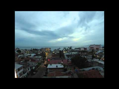 Puerto Vallarta Sunset (July 14th, 2015)
