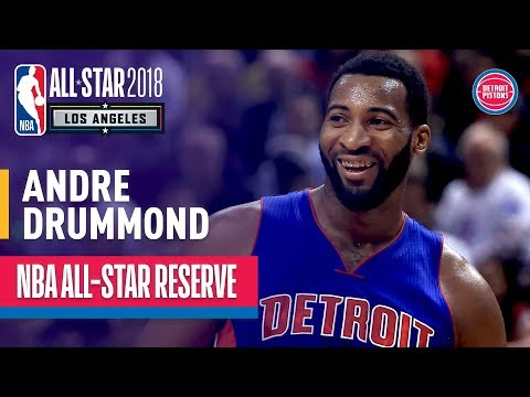 Andre Drummond  2018 All-Star Reserve | Best of 2017-2018