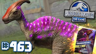 BIOLUMINESCENT PARA UNLOCKED!! || Jurassic World - The Game - Ep 463 HD