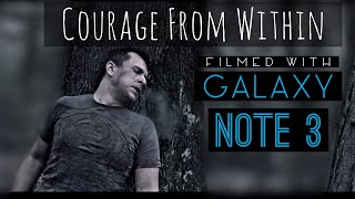 Courage From Within (short film 2018) filmed with Galaxy Note
