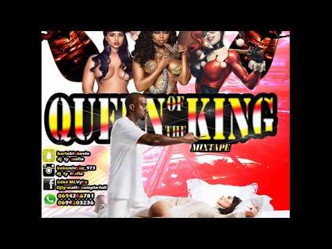 QUEEN OF THE KING MIXTAPE MIX BY KEKE ML VYBZ X TY MAFIA