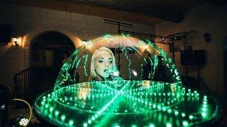 Первые гастроли в Китай. Шоу мыльных пузырей. КсенияРизаева