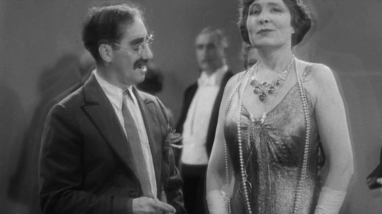 Watch Margaret Dumont video