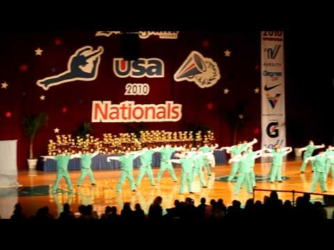 Co ed Hip hop Finals- Cerritos High school 09