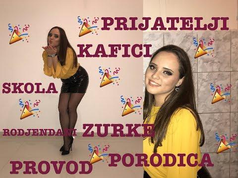 Sta je Andjela radila dve nedelje SAMA u Srbiji?