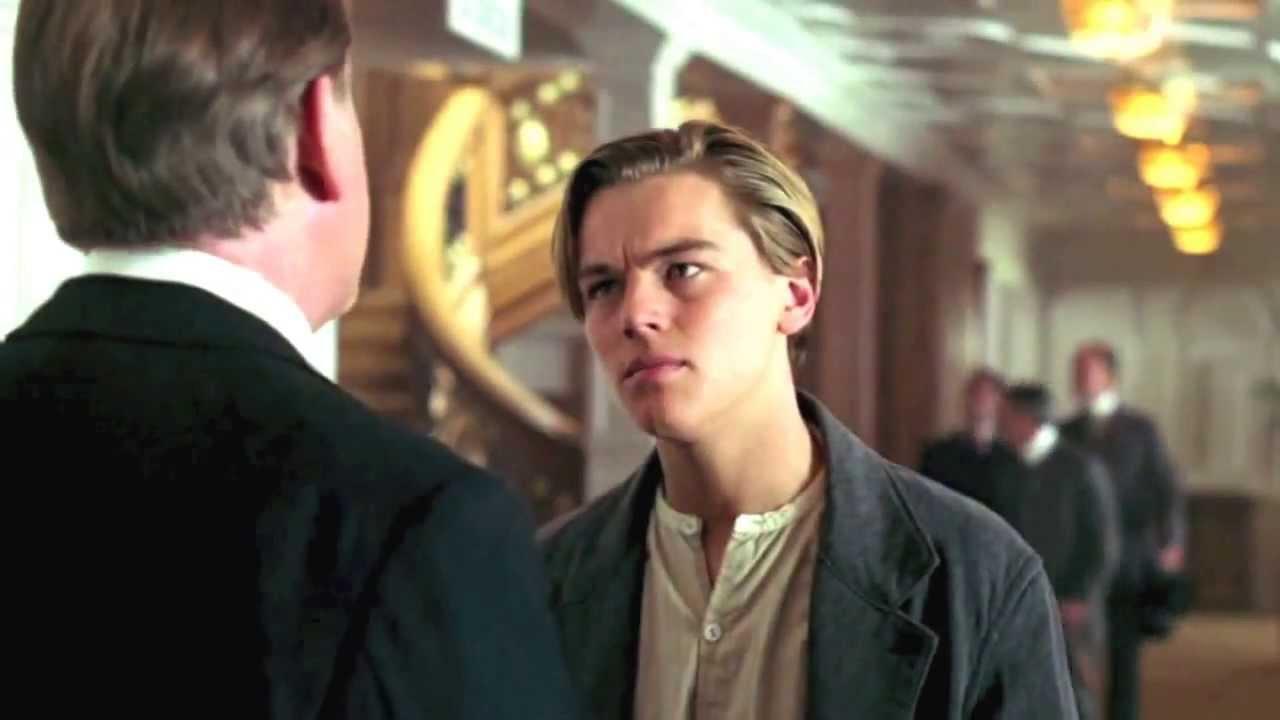 Titanic Leonardo Dicaprio Jack Dawson Hd Youtube