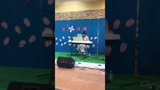 奥華子さんの「秘密の宝物」を弾き語りしました! 2018.4.1アピタ吹上店さ...