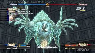 The Last Remnant - Hard Mode - Part 79 - The Fiery Gates (Bonus Boss)