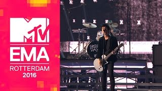 green day american idiot live from the 2016 mtv ema awards
