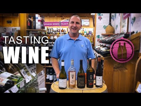 Tasting Dark Horse, Covey Run, & Whitehaven Wines | Episode #030