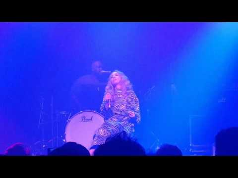 Black Hole Sun - Haley Reinhart live - O2 Academy Islington, London - 30 May 2017