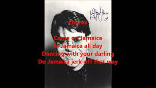 Elton John - Jamaica Jerk Off (with lyrics)