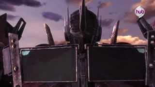 "Transformers Prime Season 2 ""Nemesis Prime"" (Promo) - The Hub"