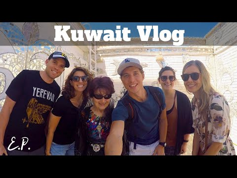 TRAVEL VLOG | Kuwait #5 Top five things to try in Kuwait