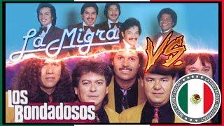 Los Bondadosos VS La Migra GRANDES EXITOS Sus Mejores Canciones