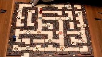 Let´s Play Das Labyrinth der Meister #001 - Wir schieben uns einen!