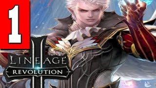 Lineage 2 Revolution Gameplay Walkthrough Part 1 FULL GAME ENGLISH (iOS / Android)