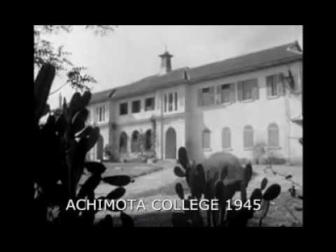 Brief history of Achimota school