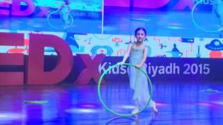 Talents Show | Ballet Dancers | TEDxKids@Riyadh