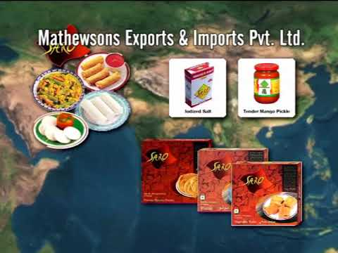 Mathewsons Group - Food Products, Consumer Products