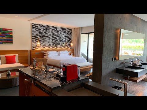 Renaissance Bali Uluwatu Resort Executive Suite ルネッサンス バリ スイート