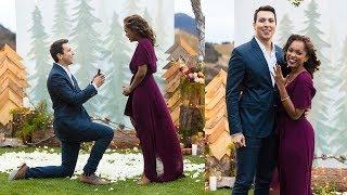 THE MOST ROMANTIC SURPRISE PROPOSAL EVER! || We
