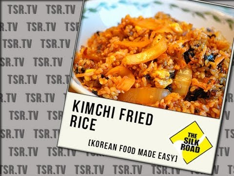 Kimchi fried rice korean food made easy youtube kimchi fried rice korean food made easy forumfinder Images