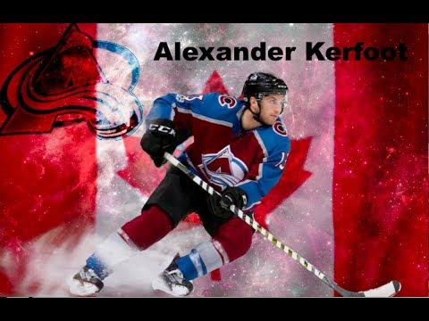 Alexander Kerfoot 'Born Ready' (NHL and College Highlights)