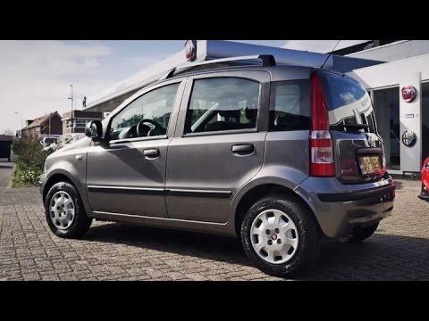 Fiat panda 2011