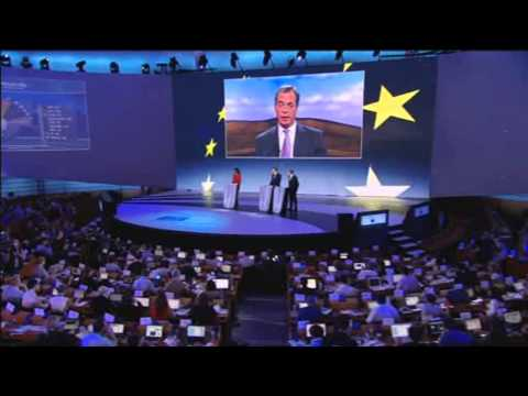 Nigel Farage: A Political Earthquake Across the EU