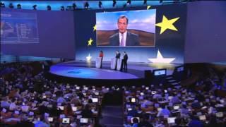 Nigel Farage: A Political Earthquake Across the EU